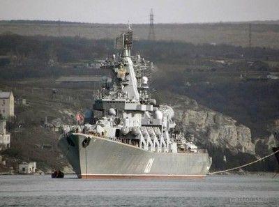 На полный ремонт флагмана ЧФ РФ не хватает денег