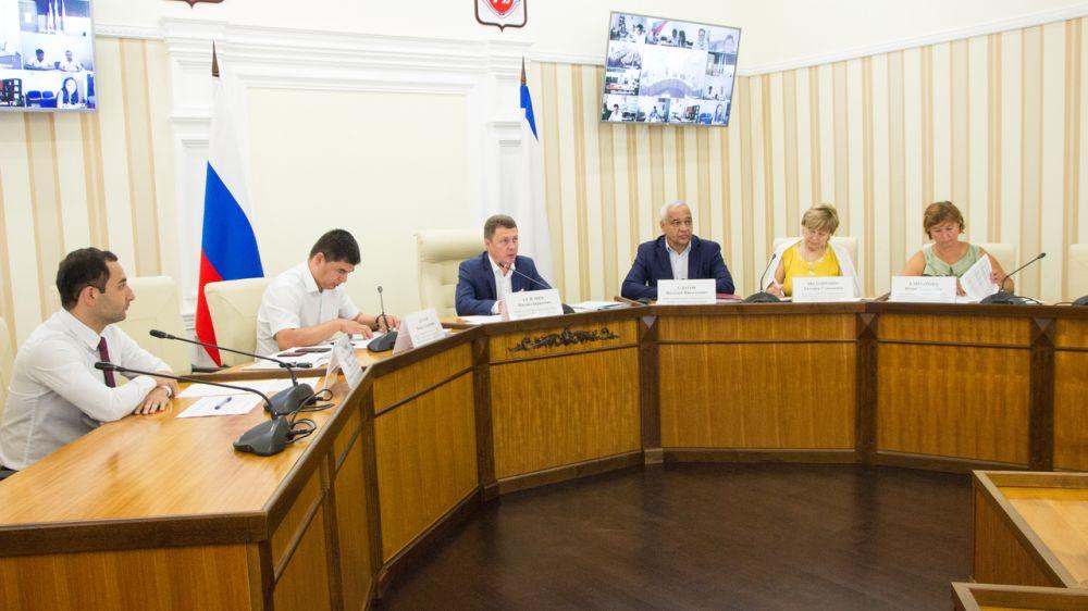 Состоялось видеоселекторное совещание по вопросу подготовки к отопительному сезону 2018-2019 гг.