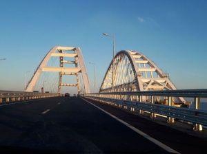 В соцсетях смеются над Крымским мостом от глупости