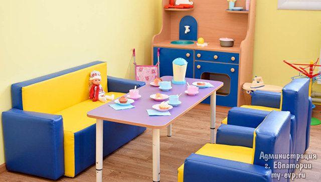В Крыму открываются два новых детских сада на 470 мест