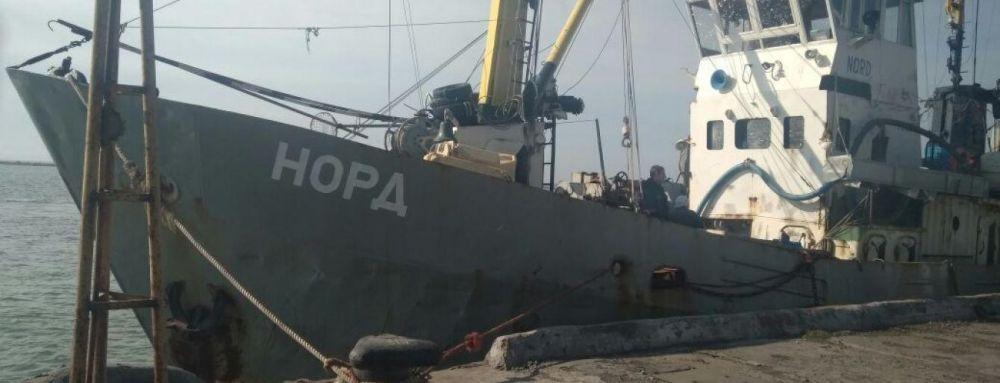 """Моряки """"Норда"""" не могут вернуться в Крым, несмотря на разрешение прокуратуры"""