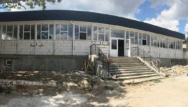 В Старом Крыму появится боксерский зал