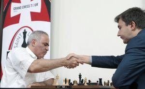 Карякин считает, что инцидент его с Каспаровым исчерпан
