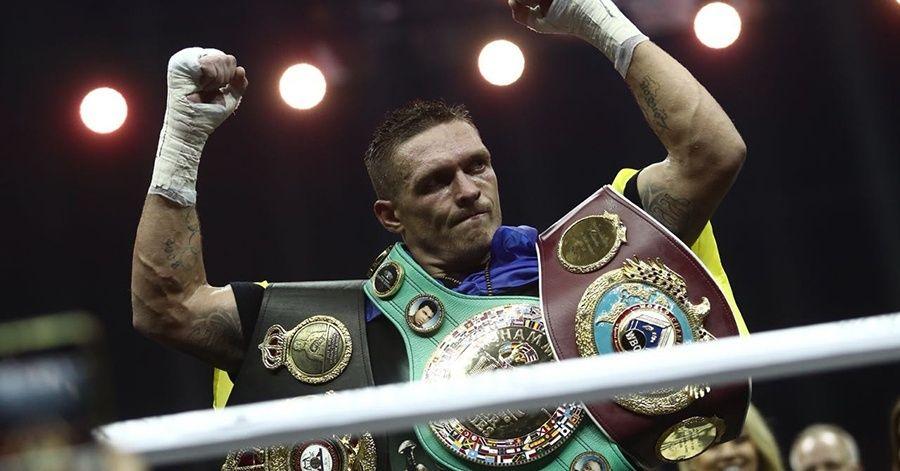 Воспитанник симферопольского бокса Александр Усик – абсолютный чемпион мира в первом тяжелом весе!
