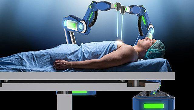 Машина вместо хирурга: в Москве роботы оперируют онкологических больных