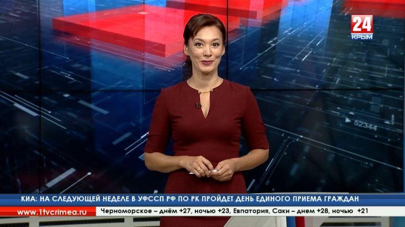 На высшей точке Европы, на горе Эльбрус туристыс полуострова, материковой России и ДНР развернули флаг телеканала «Крым 24»