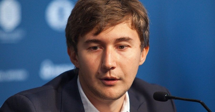 Симферополец Сергей Карякин включен в состав сборной России для участия во Всемирной шахматной Олимпиаде
