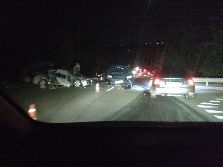 В ДТП на крымской трассе погибла женщина