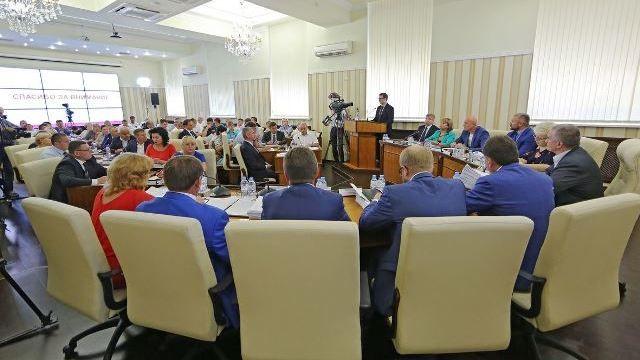 Правительство поддержало предложение Минфина Крыма о создании Центра бухгалтерского учета