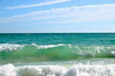 Неизвестно что выливается в море у Ялты