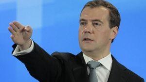 Дмитрий Медведев решил разогнать Крым