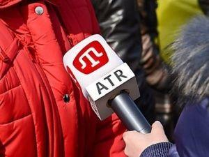 Телеканал ATR будет вещать в Крыму с Чонгара