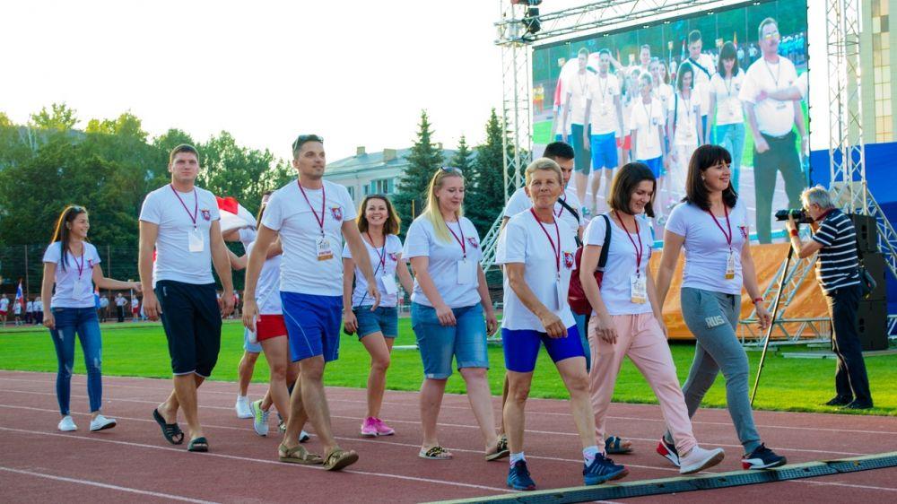 Дорогие спортсмены, тренеры, энтузиасты и ветераны физкультурно-спортивного движения!
