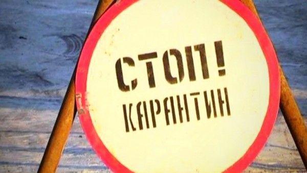 В Крыму введен карантин