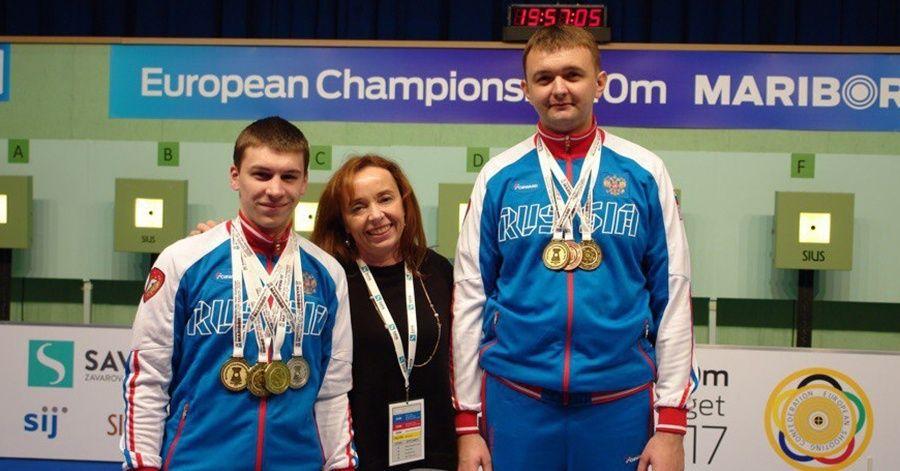Крымские стрелки в составе сборной России отправятся на чемпионат мира в Южную Корею
