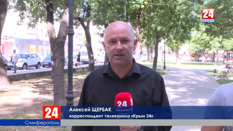 Ватан Карабаш, совершивший попытку самосожжения у здания администрации Симферополя, признал свой поступок недостойным нормального человека