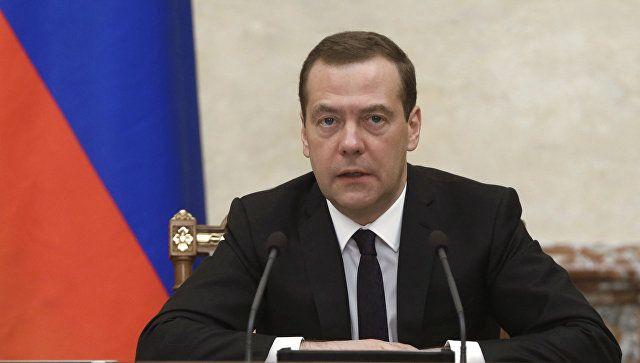 Новые санкции против РФ можно сравнить с объявлением торговой войны - Медведев