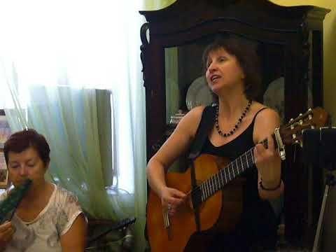 В Феодосии Ирина Коро дала моноспектакль