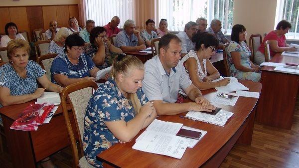 В администрации Джанкойского района состоялся семинар-совещание с должностными лицами органов местного самоуправления
