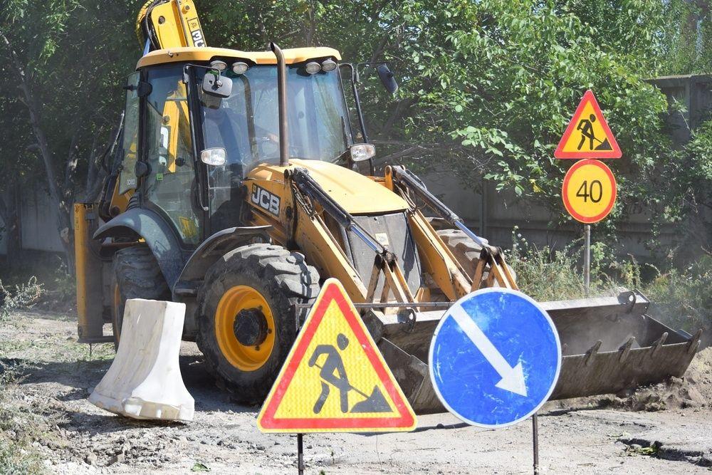 В Симферополе стартовали работы по капитальному ремонту городских улиц