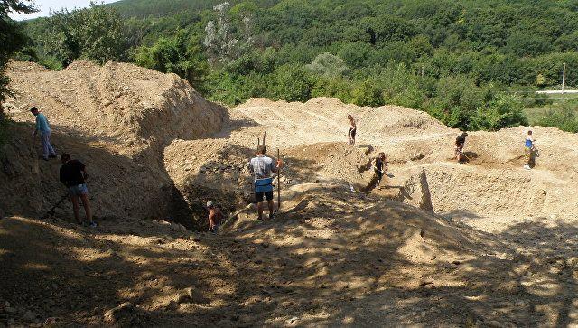 В КФУ будут готовить профессиональных археологов
