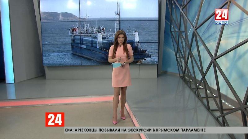 «Ввиду потепления отношений». В Крыму планируют возобновить морское сообщение с Турцией