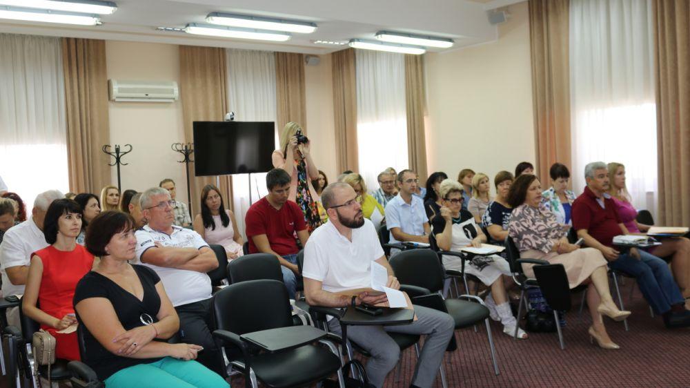Состоялось заседание коллегии Министерства культуры Республики Крым