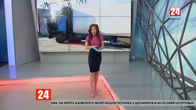 ФСБ и МВД предотвратили поставку нелегального спирта в Крым