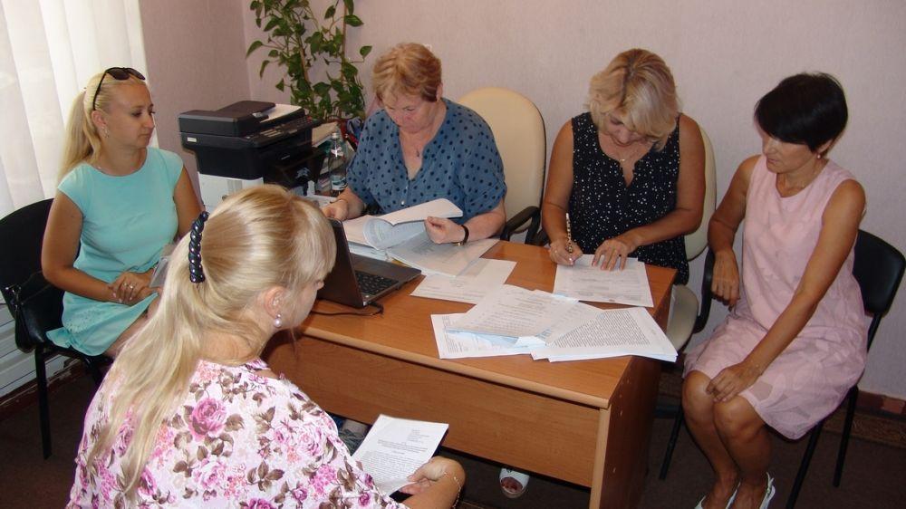 Татьяна Шарова с рабочим визитом посетила Джанкойский район