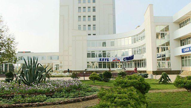 Первые в России: семь санаториев Крыма получили сертификаты качества