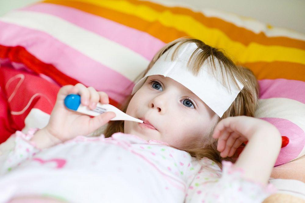 В Ялте среди заболевших вирусными инфекциями более 90% составили дети