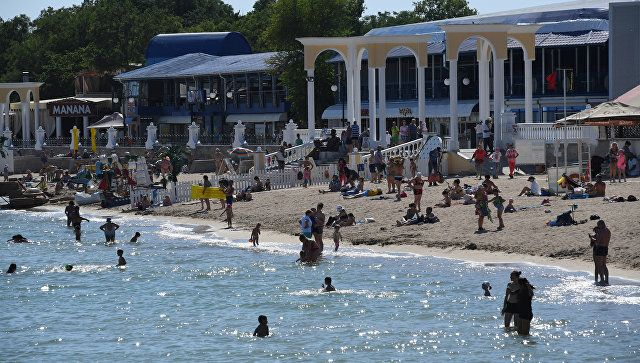 Курортный сезон в Евпатории бьет рекорды – власти