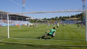 Стартовал четвертый футбольный Чемпионат Крыма