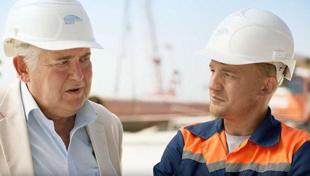 Любовь, море и стройка: трейлер фильма о Крымском мосте