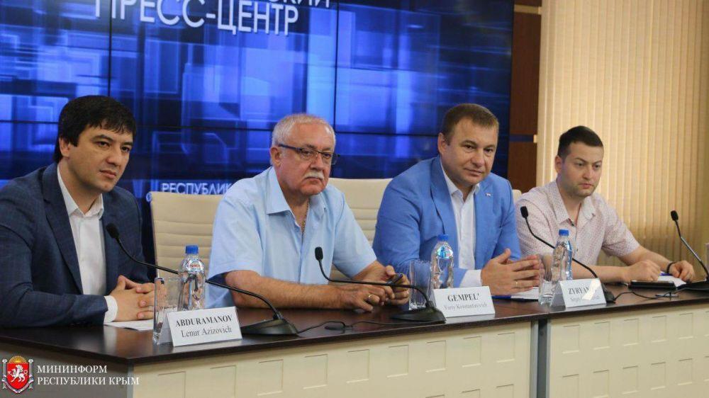 Сергей Зырянов: Происходящие преобразования в Крыму в очередной раз показывают правильность выбора, сделанного крымчанами в 2014 году
