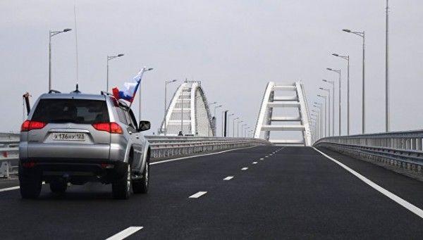 Украинцы верят, что Крымский мост возможно уничтожить с помощью неких «союзников» на Кавказе