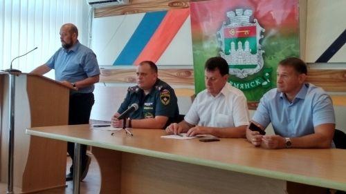 ВКрыму признали экологическую катастрофу, детей вывозят