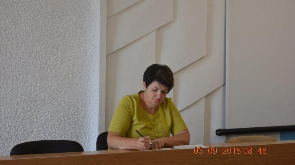 Елена Янчукова провела плановое заседание аппаратного совещания администрации Кировского района