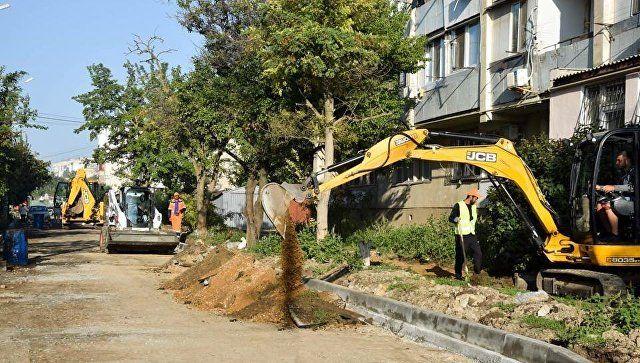О ремонте дорог замолвите слово: в Евпатории обновляют шесть улиц