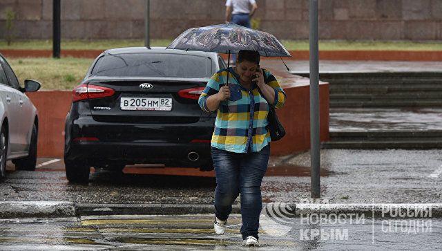Самый точный прогноз погоды на выходные в Крыму