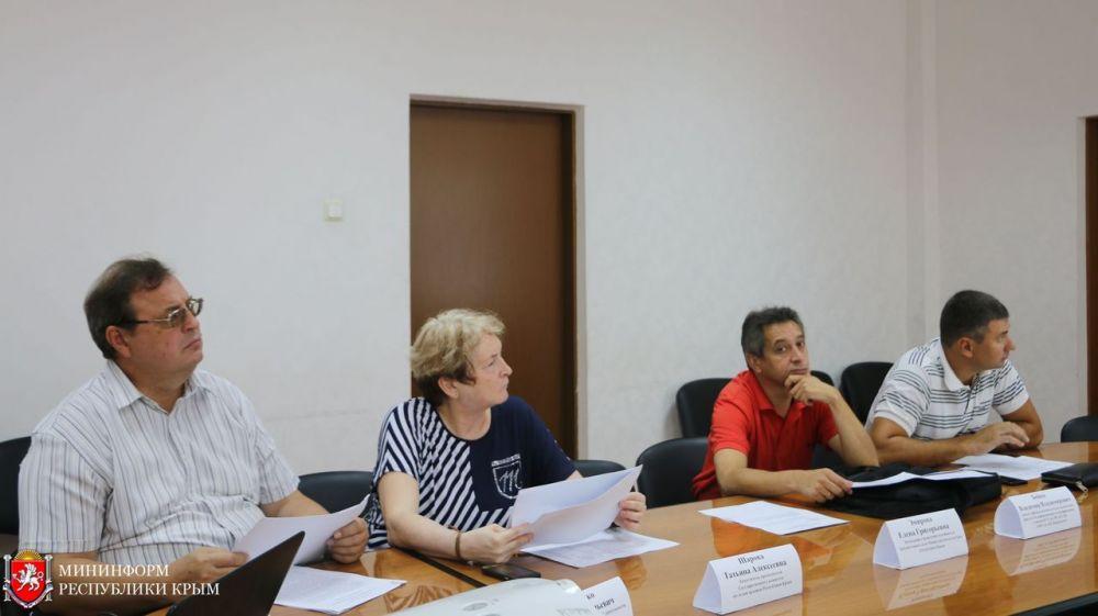 Состоялось заседание Издательского совета по рассмотрению и отбору социально значимой литературы