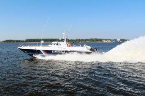 Украина заявила о перехвате своего корабля российским пограничным катером в Азовском море