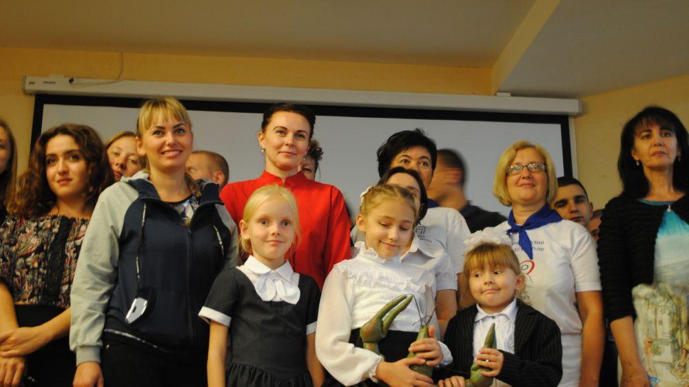 Республиканская крымскотатарская библиотека презентовала проект, направленный на расширение границ доступного чтения