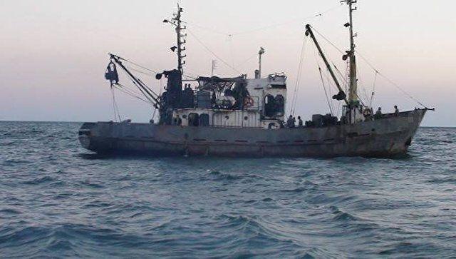 В Азовском море под Бердянском без вести пропал матрос из Керчи