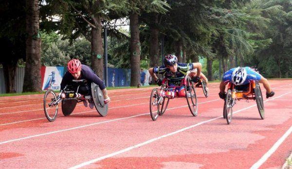Легкоатлеты-кандидаты на участие в Паралимпиаде-2020 тренируются в Алуште