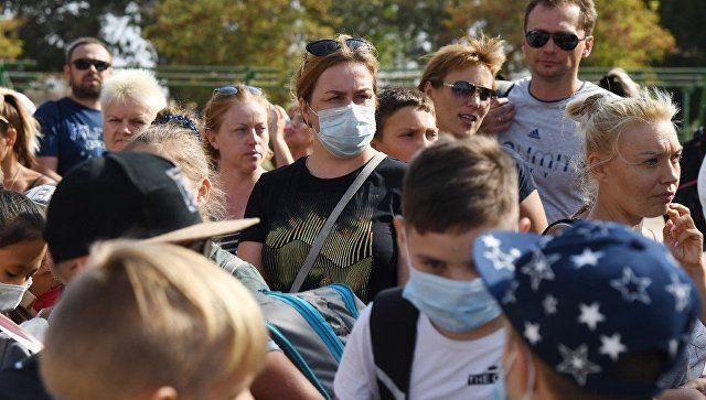 В Крыму из-за экологической ситуации введут режим ЧС