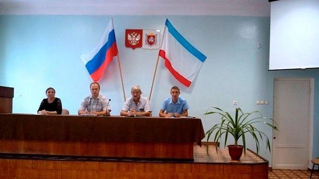 В администрации Советского района Республики Крым проведен «Час предпринимательства»