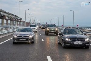 Информацию о проверках на Крымскому мосту опроврегли