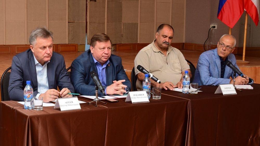 В крымской столице прошло выездное оперативное совещание