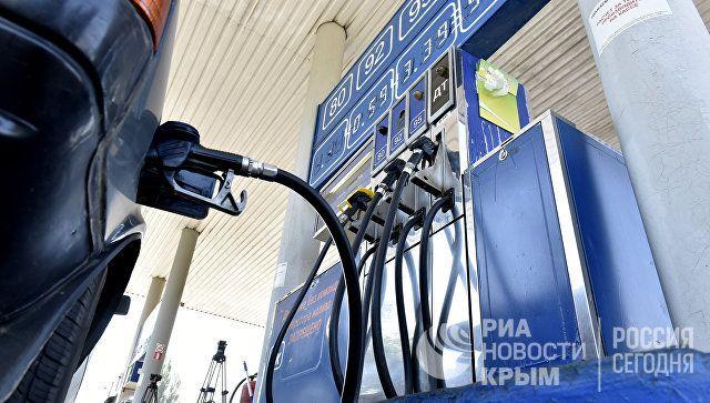 Аксенов прокомментировал повышение цен на бензин в Крыму